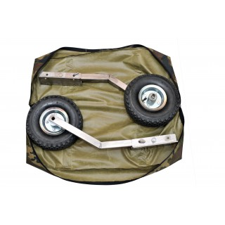 колеса на транец